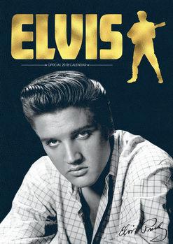 Kalendář 2018 Elvis