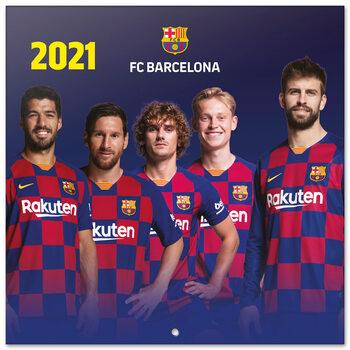 Kalendář 2021 FC Barcelona