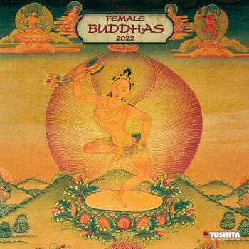 Kalendář 2022 Female Buddhas