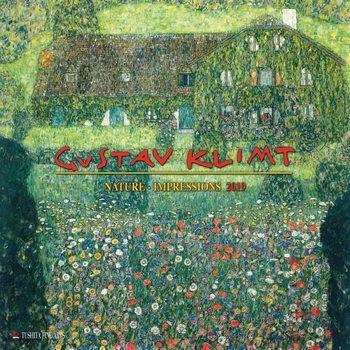 Kalendár 2021 G. Klimt - Nature Impressions