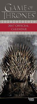 Kalendář 2017 Game of Thrones
