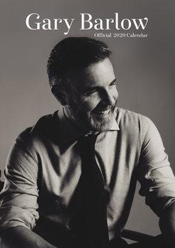 Kalendár 2020 Gary Barlow