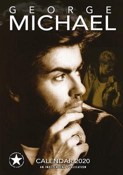 Kalendář 2020  George Michael
