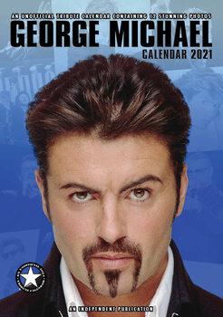 Kalendář 2021 George Michael