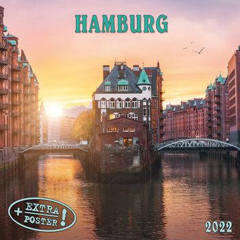 Kalendář 2022 Hamburg