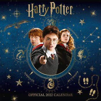 Kalendář 2022 Harry Potter
