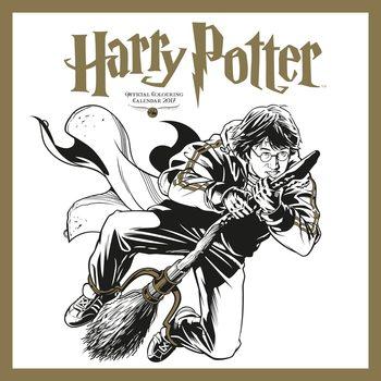 Kalendár 2017 Harry Potter