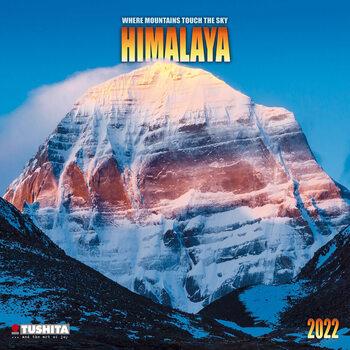 Kalendář 2022 Himaláje