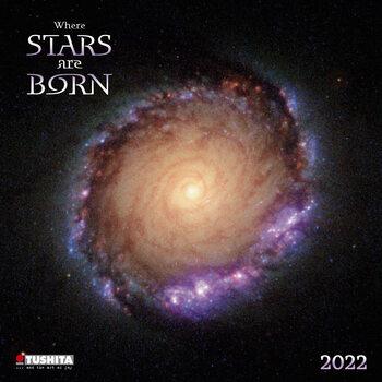 Kalendář 2022 Hvězdy