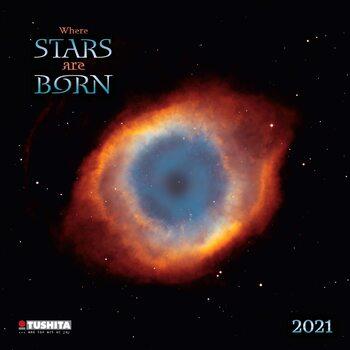 Kalendár 2021 Hviezdy