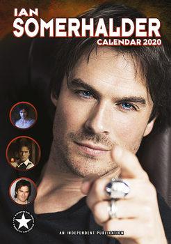 Kalendář 2020  Ian Somerhalder