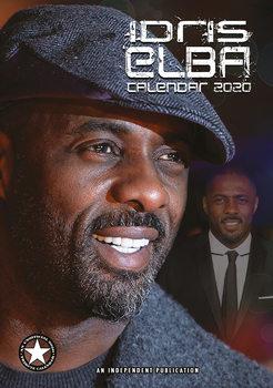 Kalendář 2020  Idris Elba