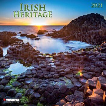 Kalendář 2021 Irské dědictví