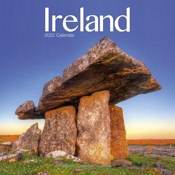 Kalendář 2022 Irsko
