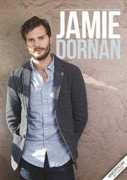 Kalendár 2017 Jamie Dornan
