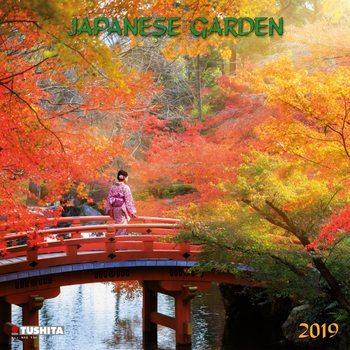 Kalendář 2019  Japonská zahrada