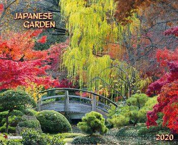 Kalendář 2020  Japonská zahrada