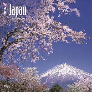 Kalendár 2021 Japonsko