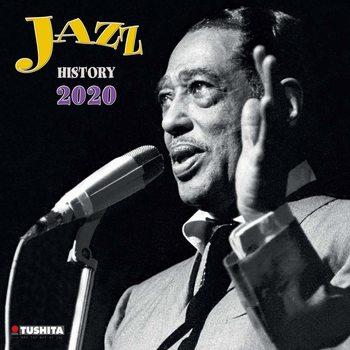 Kalendář 2020  Jazz - Historie
