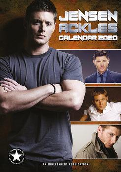 Kalendář 2020 Jensen Ackles