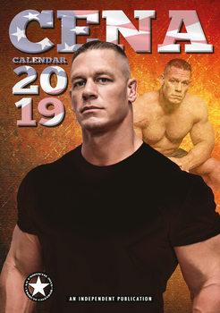 Kalendář 2019  John Cena