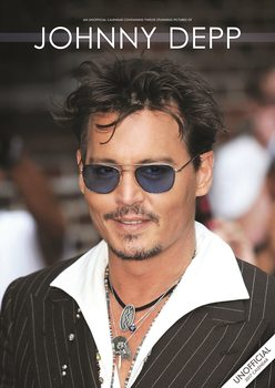 Kalendár 2017 Johnny Depp