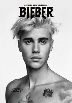 Kalendár 2018 Justin Bieber