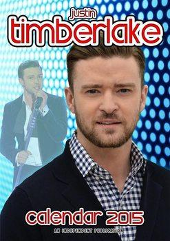 Kalendár 2017 Justin Timberlake