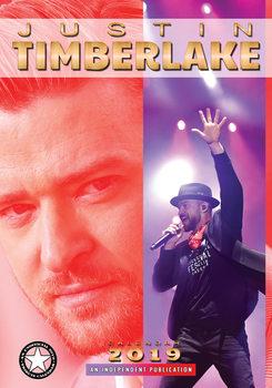 Kalendář 2019  Justin Timberlake