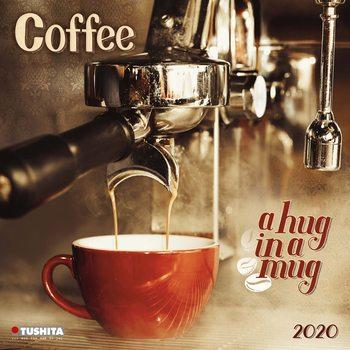 Kalendář 2020  Kafe