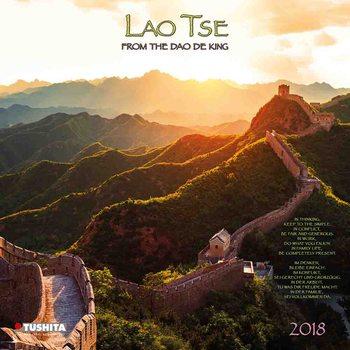 Kalendár 2018 Lao Tse