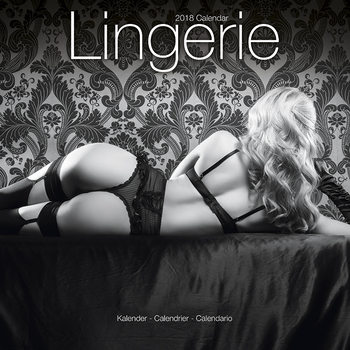 Kalendár 2020 Lingerie