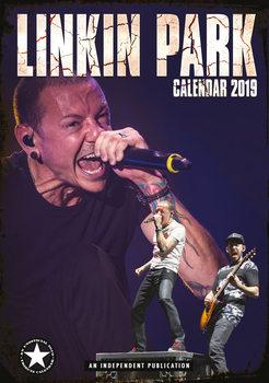 Kalendář 2019  Linkin Park