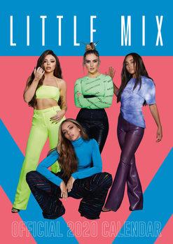 Kalendář 2021 Little Mix