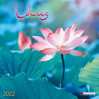 Kalendář 2022 Lotus Feng Shui