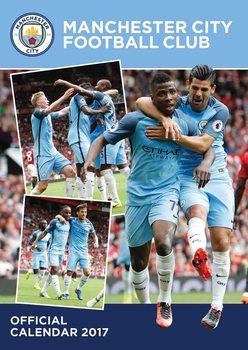 Kalendár 2017 Manchester City