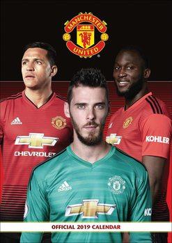 Kalendář 2022 Manchester United