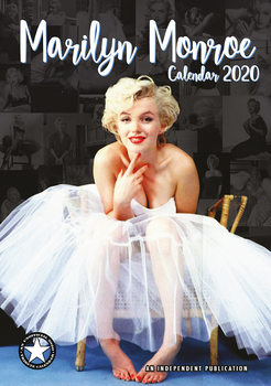 Kalendář 2020  Marilyn Monroe
