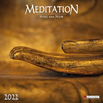 Kalendář 2022 Meditation