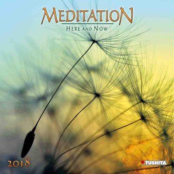 Kalendár 2018 Meditation
