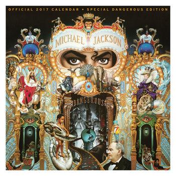 Kalendář 2017 Michael Jackson