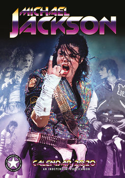Kalendář 2020  Michael Jackson