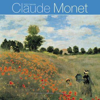 Kalendář 2020  Monet