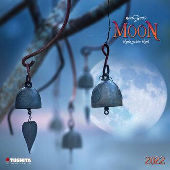 Kalendář 2022 Moon, Good Moon