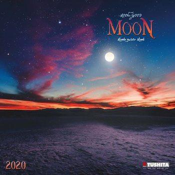 Kalendář 2020  Moon, Good Moon