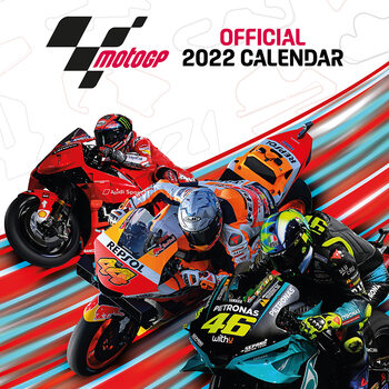 Kalendář 2022 Moto GP