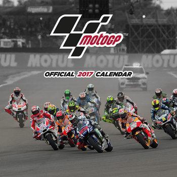 Kalendár 2017 Moto GP