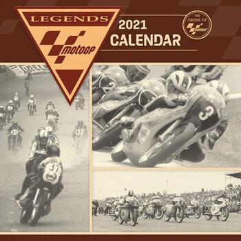 Kalendár 2021 MotoGP