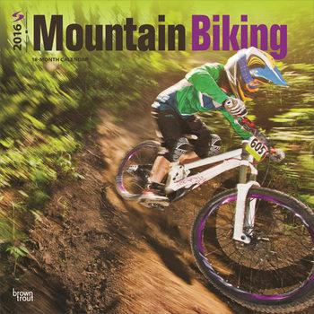 Kalendár 2017 Mountain Biking