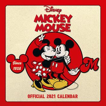 Kalendár 2021 Myšiak Mickey (Mickey Mouse)